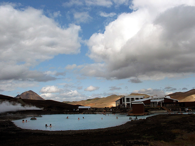 The Nature Baths in Myvatn