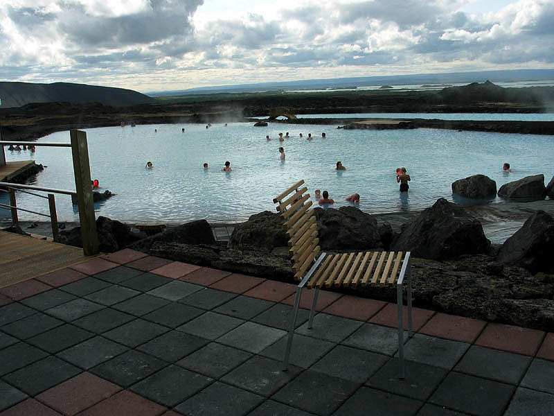 The Naturebath in Myvatn